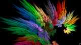 Plumage Of Colors by Joanie, abstract->fractal gallery