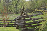 old fence by fivepatch, photography->landscape gallery