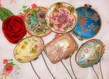 Collection of Compact Mirrors by makeshifter, photography->still life gallery