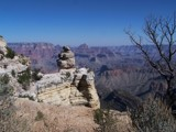 Contemplating Grand Canyon by jrasband123, Photography->Mountains gallery