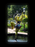 MBG - Niki in the Garden - Les Trois Grâces by Hottrockin, Photography->Sculpture gallery