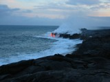 Lava Flow by trisweb, photography->shorelines gallery