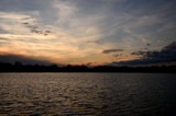 Sundown On Center Lake #2 by tigger3, photography->sunset/rise gallery