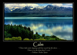 Calm Poster by LynEve, photography->general gallery