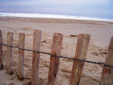 Beach Fence by wencele, Photography->Shorelines gallery