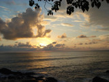 Coast Rican Sunset by FlyingBanana, Photography->Sunset/Rise gallery