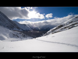 Nearing the Pass by d_spin_9, Photography->Mountains gallery