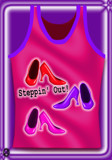 """Steppin' Out!"" by Jhihmoac, illustrations->digital gallery"