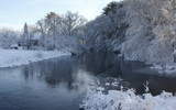Morning Snow by Tomeast, photography->landscape gallery