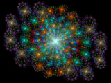 Sparkling Fireworks by Joanie, Abstract->Fractal gallery