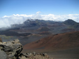 Crater of Haleakala Volcanoe by photomoe, Photography->Landscape gallery