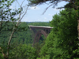 New River Gorge #1 by jmar, Photography->Bridges gallery