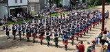 Massed bands on parade by J_E_F, photography->people gallery