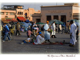 The Djeema el Fna, Marrakech (1) by fogz, Photography->People gallery