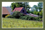 Zeeland Countryside (42), Abandoned Barn by corngrowth, Photography->Landscape gallery