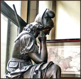 Thinking by amishy, photography->sculpture gallery