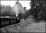 1880s Train: A Step Into the Past by Nikoneer, contests->b/w challenge gallery