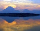 Inspirational Teton Range 1 by Zava, photography->mountains gallery