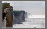 North sea cliffs by ppigeon, Photography->Shorelines gallery