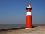 Zeeland Coast (06), Safety Guard by corngrowth, Photography->Lighthouses gallery