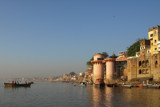 Varanasi from the Ganges - Part 3 by silicon, Photography->Shorelines gallery