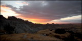 Badlands National Park: Cliff Shelf Trail Sunrise by Nikoneer, photography->landscape gallery