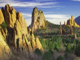 True Garden of the Gods by Yenom, Photography->Mountains gallery