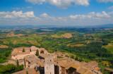 Above San Gimignano by djholmes, Photography->Landscape gallery