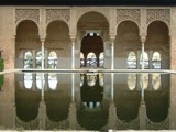 Reflection in La Alhambra-Granada-Spain by alberttt, photography->architecture gallery