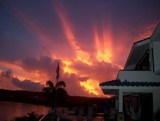 Guam Sunrise Surprise by irvgberg, Photography->Sunset/Rise gallery