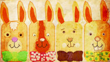 Bunch O Bunnies by bfrank, illustrations gallery