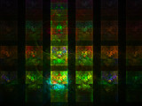 Luminescent Tiles by razorjack51, Abstract->Fractal gallery