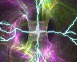 Lightning Tubes by Lightning, abstract gallery
