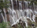 Nuorilang Fall, Jiuzhaigou, Szechuan, China. by allentang54, Photography->Waterfalls gallery