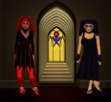 Visiting Artopolis Cathedral by Jhihmoac, illustrations->digital gallery