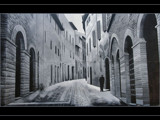 In Depth Mural: A True Work of Art by verenabloo, Illustrations->Traditional gallery