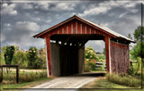 Sauder Village 19, A Covered Bridge by Jimbobedsel, Photography->Bridges gallery