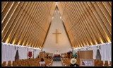 Christchurch Revisited - The Cardboard Cathedral #1 by LynEve, photography->places of worship gallery