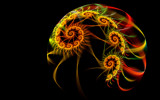 Bayou Crustacea by tealeaves, Abstract->Fractal gallery