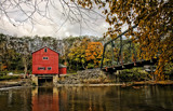 Back At Indian Mill 2 by Jimbobedsel, photography->mills gallery