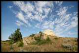 Sandstone Tower at Columnar Pines by Nikoneer, photography->landscape gallery