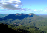 BLUE MOUNTAINS by nattan, Photography->Mountains gallery
