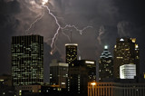 Atlanta Lightning by joeysparadise, photography->city gallery