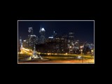 Wide Shot of Philadelphia @ Night by nburwell, Photography->City gallery