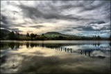 Hawkesbury Reflections by LynEve, photography->skies gallery