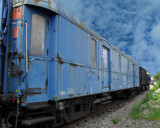 Out of the Blue by rvdb, Photography->Trains/Trams gallery
