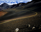 Haleakala Crater Trail by alan1250, contests->curves gallery
