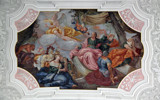 St Johann - Ceiling Fresco No.1 [XXL] by boremachine, Photography->Places of worship gallery