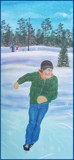 Winter Moves by mesmerized, illustrations->traditional gallery