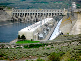 Chief Joseph Dam by wvb, Photography->Architecture gallery